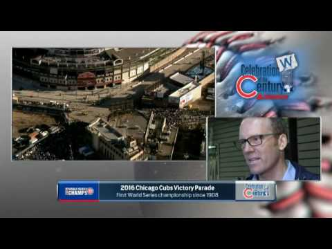 Len Kasper talks about World Series champion Cubs