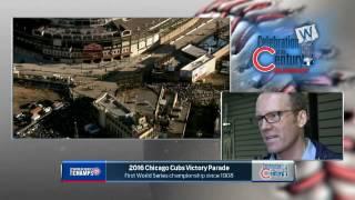 <b>Len Kasper</b> talks about World Series champion Cubs