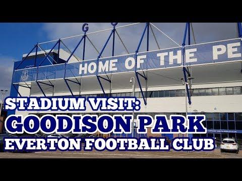 STADIUM VISIT: Goodison Park: The Home of Everton Football Club