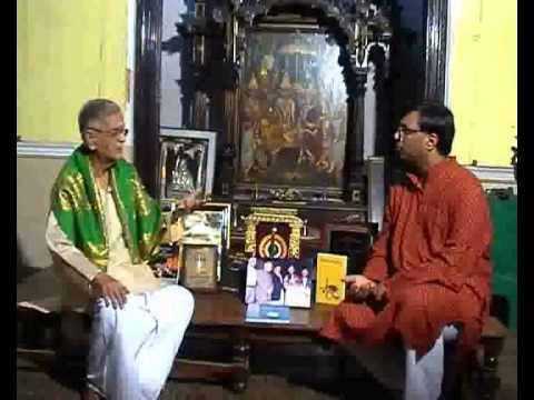 Shri Chitraveena Ravikiran Interviews Prof. Mysore V. Ramarathnam - Part I