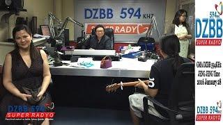 GMA DZBB Jeng-Jeng 20160128