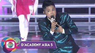 HEBOH!!! Jirayut ''Jambret Cinta'' Bikin Semua Bernyanyi - D'Academy Asia 5