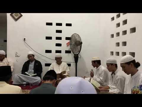 Pembacaan Qosidah Burdah Majelis Burdah Asy Syifa Bandar L Ung