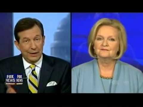 Wallace Fact Checks Sen. Claire McCaskill (D-MO) On The Sequester