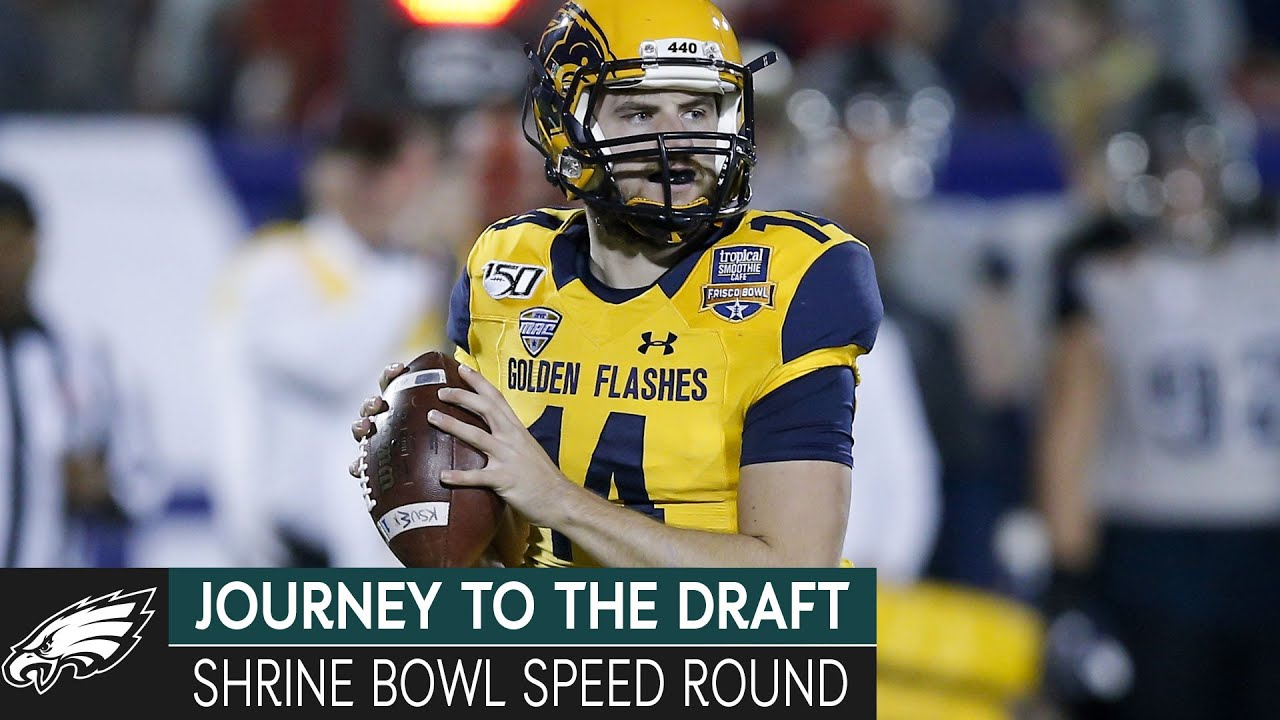 Shrine Bowl Speed Round, Bengals' Draft Strategy & a Divisive Mock Draft | Journey to the Draft