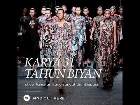 Video Fashion : Karya 31 Tahun Biyan dan Fashionista Jakarta yang Memujanya