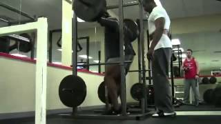 Cedric Legs, and Sled 12 days