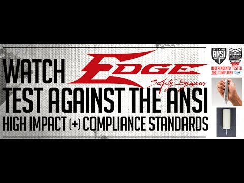 Edge Eyewear: An Inside Look at Testing for High Impact Compliance