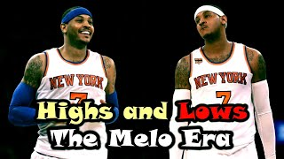 The Highs And Lows Of The Carmelo Anthony Era In New York