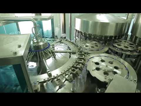Factory Cost Price Automatic Drinking Mineral Water Bottling Plant