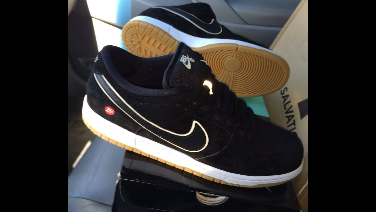 buy online 854e5 6fd96 Nike SB Dunk Low Quartersnacks Review and SOMP comparison