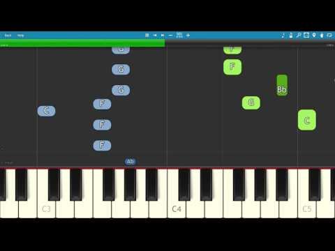 Kid Ink Ft. Jeremih & Spice - Nasty - Piano Tutorial
