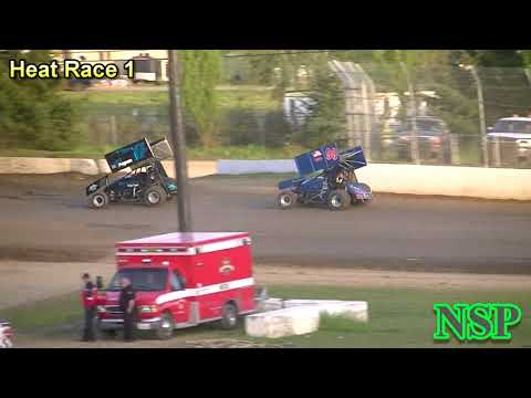 May 4, 2019 Sportsman Sprints Heat Race 1 Grays Harbor Raceway