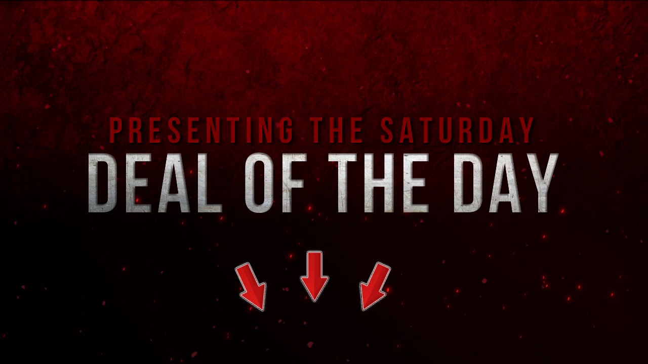 Auto Credit Sales >> Deal Of The Day Saturday Auto Credit Sales