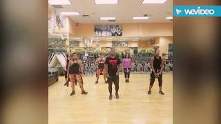 seany dance fitness choreo chris brown ft tyga holla at me