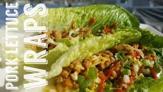 Cooking Onboard: Pork Lettuce Wraps thumbnail