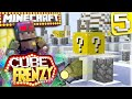 Minecraft Cube Frenzy Episode 5: Lucky Block Race