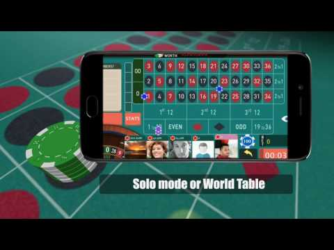 Roulette Royale - Casino - Mobile Game For Android & IOS (iPhone, IPad, ITunes)