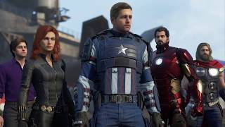 Marvel's Avengers: Gameplay Commentary with the Developers | Virgin Media