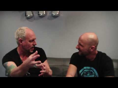 Phil Hartnoll Interview - Orbital at Brixton Academy