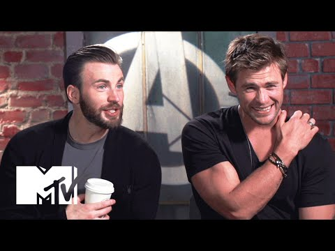 'Avengers: Age Of Ultron' Cast Know Their Biceps | MTV News