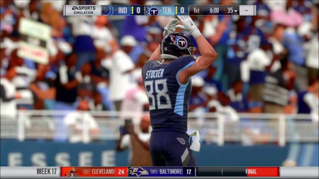 Madden 19 Nectar Mod - Why Didnt EA Do This? by RyanMoody21