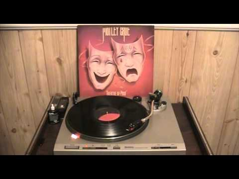 Mötley Crüe - City Boy Blues (Vinyl)