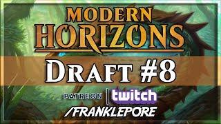 (Magic Online) Modern Horizons Draft #8 - 6/16/19