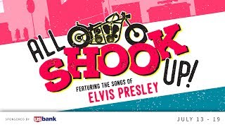 All Shook Up | The Muny