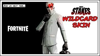 NEW WILDCARD SKIN and HIGH STAKES Fortnite Event - Fortnite Battle Royale