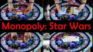 Monopoly: Star Wars || Kutu Açma
