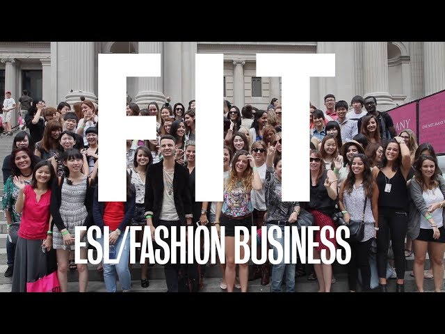 The Fashion Institute Of Technology Fit The Fashion Institute Of Technology Fit Study In The Usa New York Ny