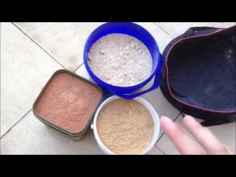 Make Your Own Groundbait CHEAP! Pt 2