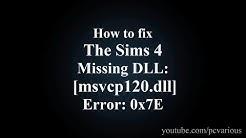 missing dll error 0x7e dragon age