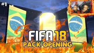 How To Get Lucky on Fifa 18? | Fifa 18 Pack Opening! | Tekkerz Kid