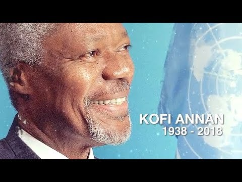 Tribute to Kofi