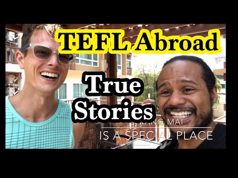 Teaching English In South Korea 🇰🇷 Saudi Arabia 🇸🇦 And Online | TEFL Poolside Chat With Marcus