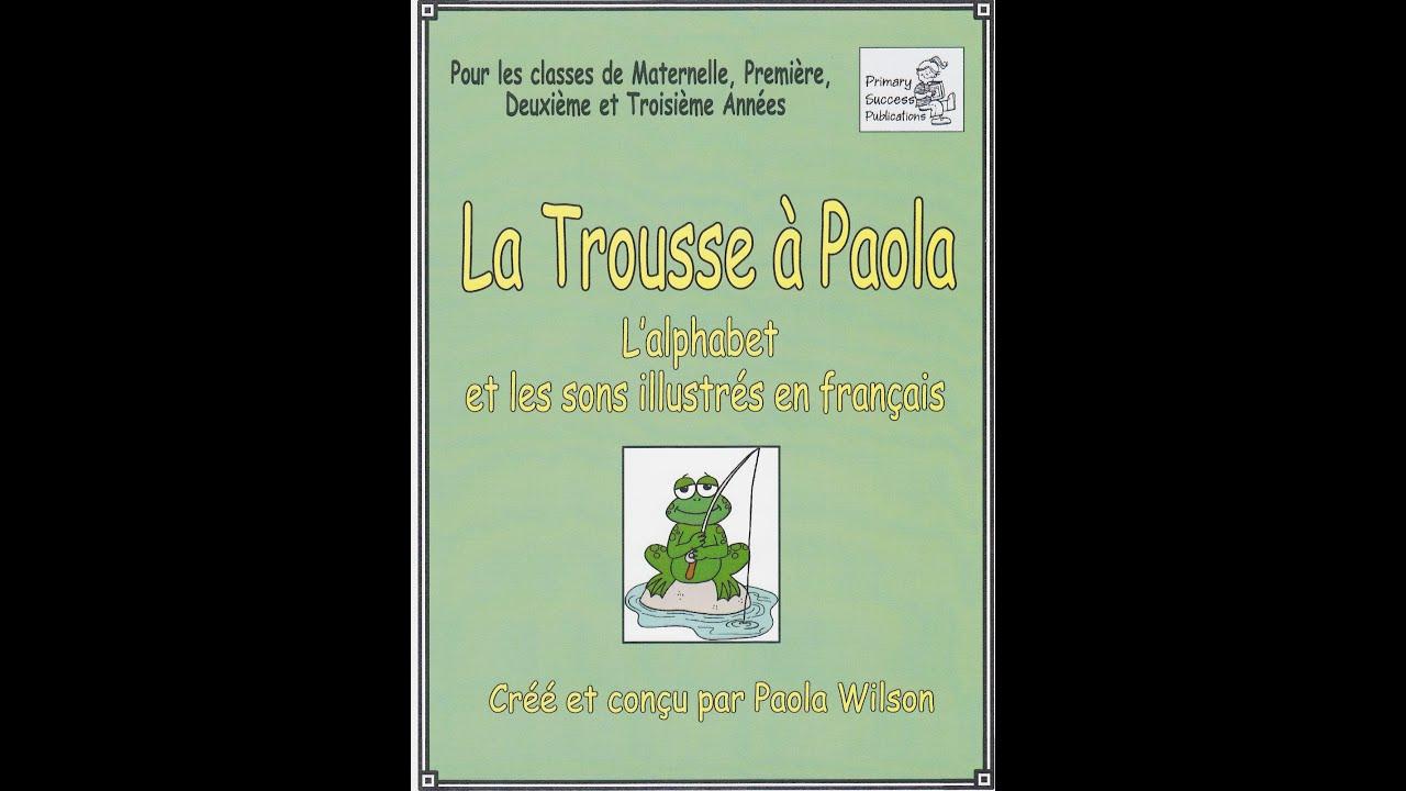 a la trousse abc sons et lalphabet franais french alphabet and sound cards