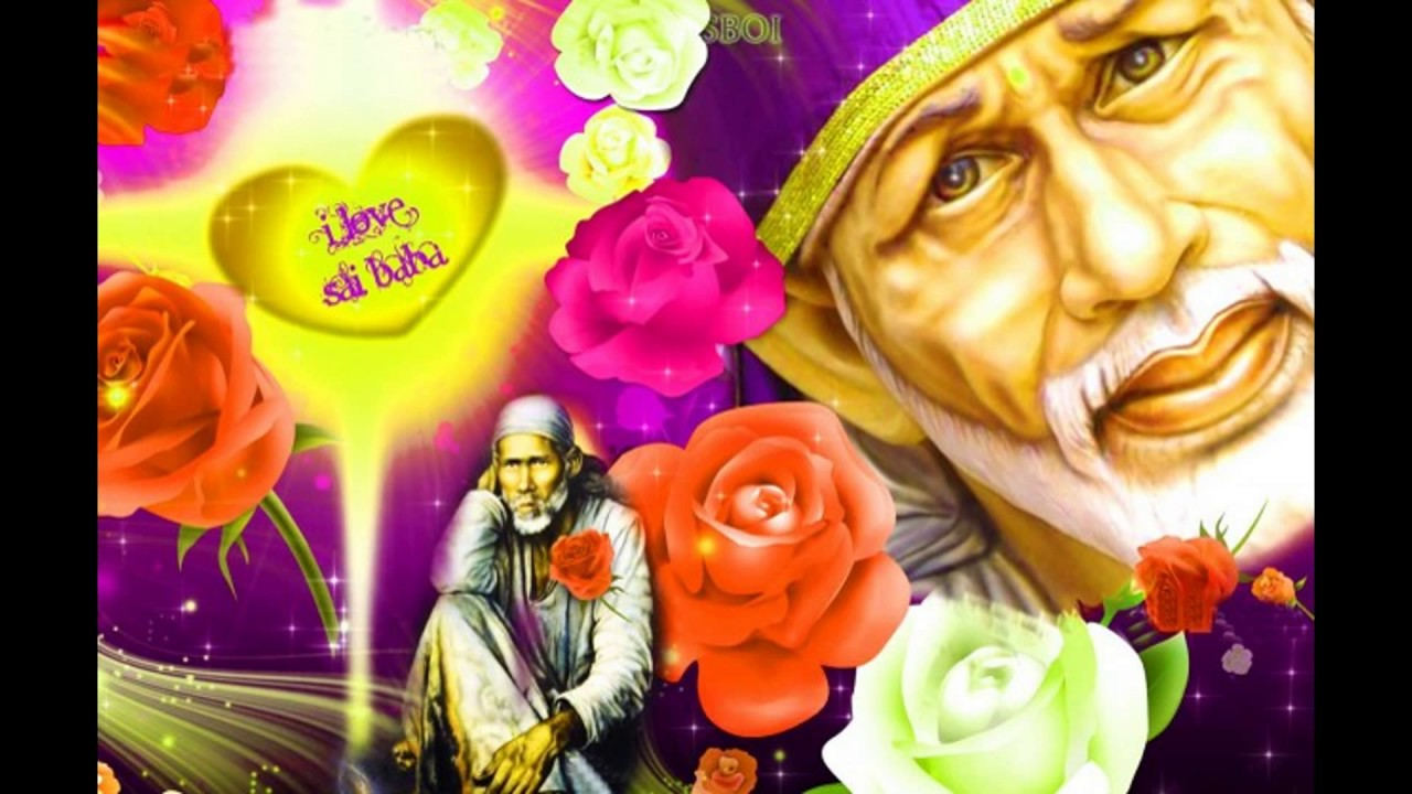 Sai Baba Photos Hd Wallpaperssai Baba Photos Hd Photos Youtube