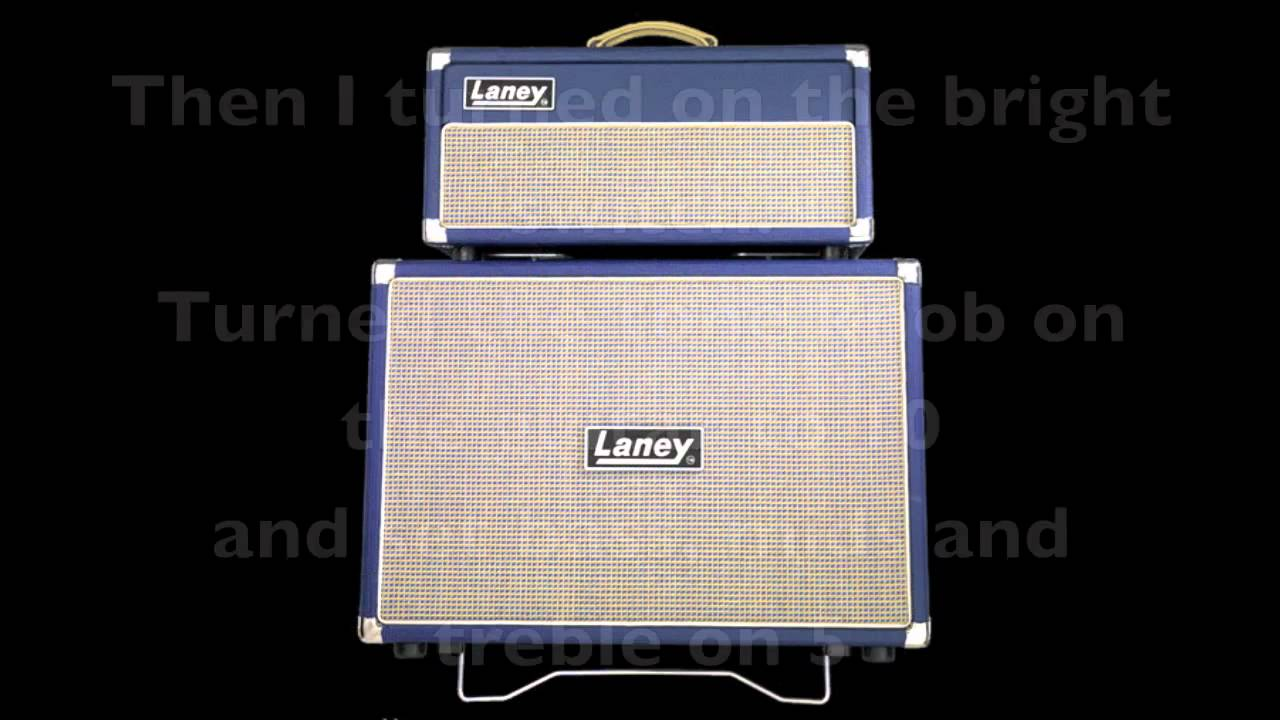 Demo: Laney Lionheart L20h and LT212 - YouTube