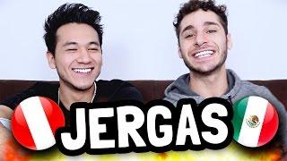 JERGAS PERUANAS VS JERGAS MEXICANAS | DEBRYANSHOW & ANDYNSANE