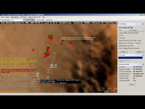 COMMAND Episode 1 Part 1 Air Tutorial - Command: Modern Air/Naval Operations