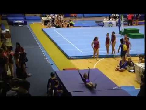 CSEN Acrobat - Cat. Allieve 1° livello