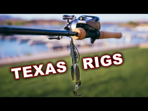 Easy Texas Rig Tricks: Best Worms And Creature Baits