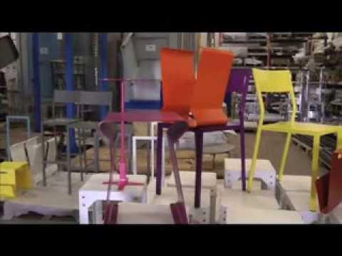 Matière Grise : le fabricant de mobilier métal 100% gaité