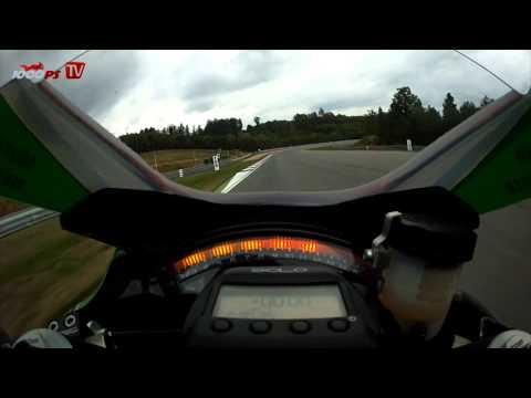 GH-Moto IOM 1000 Brünn - Onboard Runde Qualifikation