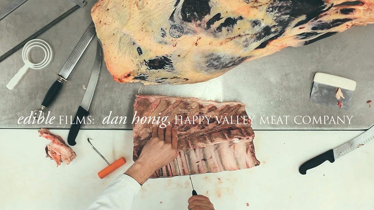 Happy Valley Meat Co  // Welcome