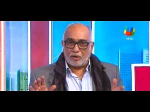 La furia en vivo del Negro Oro contra la medidora de audiencia IBOPE