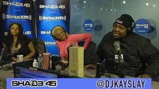 Mike Knox interview with Dj Kayslay at Shade45 2020