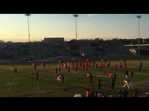 McCormick High School Marching Chiefs - All Star Battle of the Bands